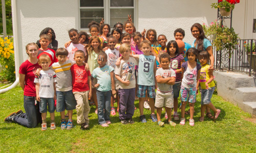 The Garden Chapel - Summer Program
